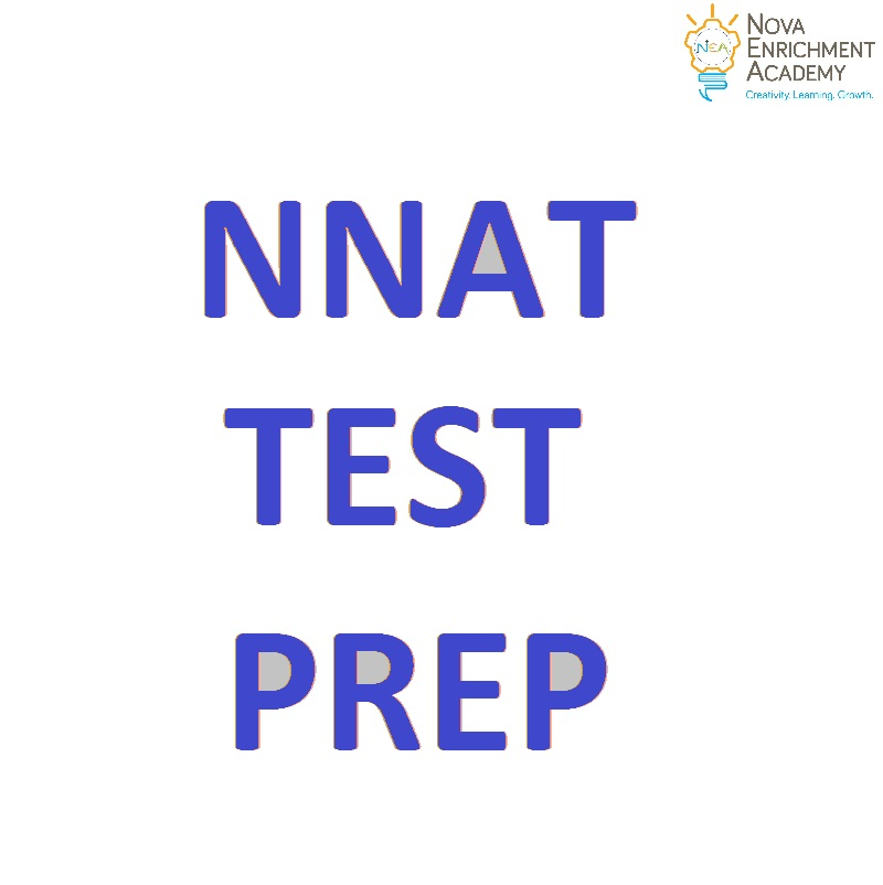 NNAT Prep Classes (Rising grade 3) - 8 hrs (Sep 16 - 17)