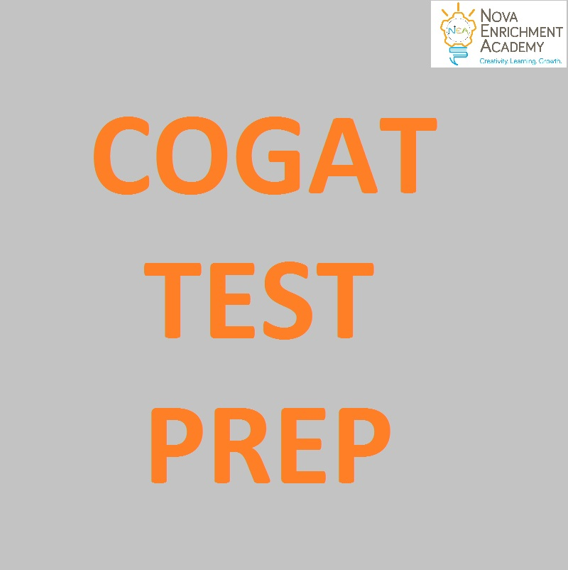 COGAT Prep Classes (Rising grade 2) - 8 hrs Prep Course