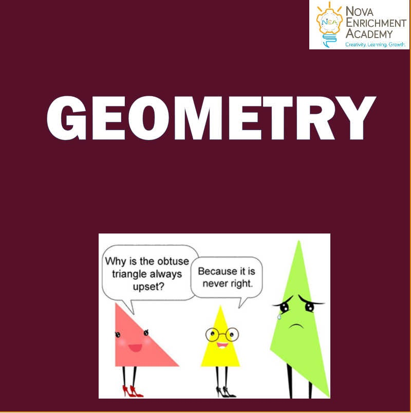 GEOMETRY - Full Course (Oct 15 - Mar 11)